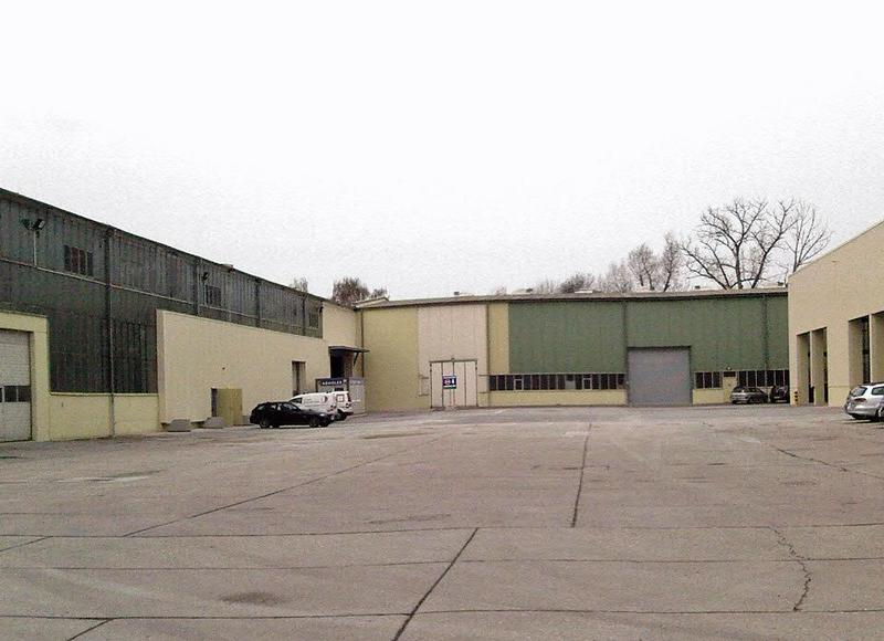Umbau Lagerhallenkomplex / Leipzig